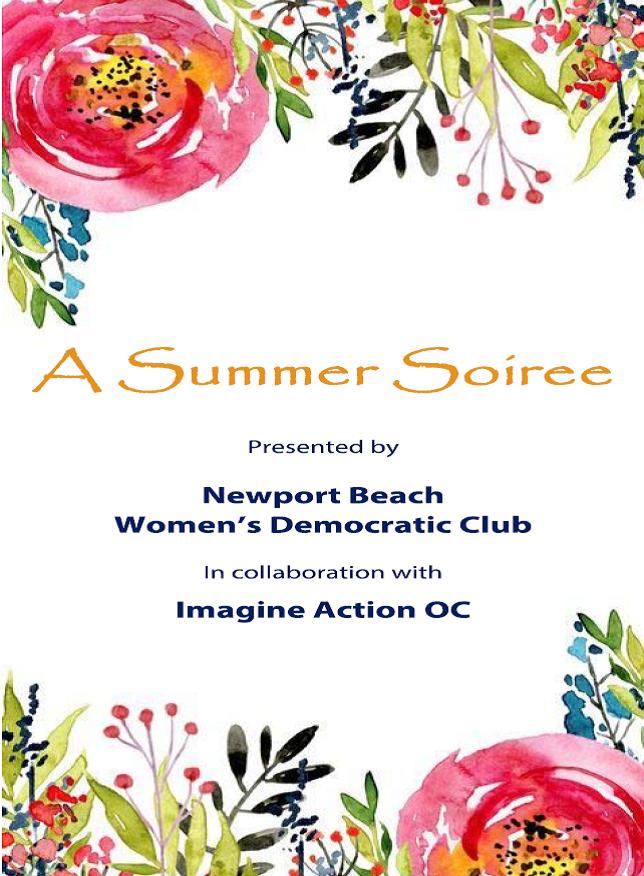 Newport Beach Women's Democratic Club | Serving the Democratic Voice